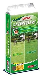 DCM Gazonmest Gazonstart minigranulaat 10 kg