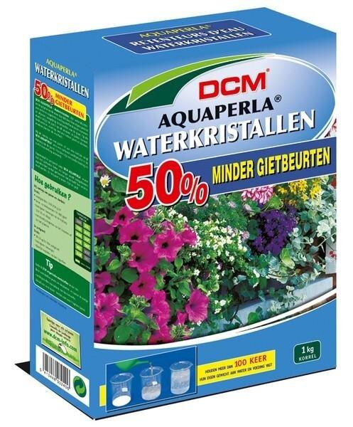 DCM Aquaperla - Waterkristallen 1kg