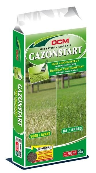 DCM Gazonmest Gazonstart minigranulaat 20 kg